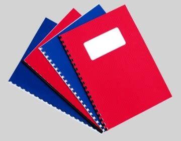 PhD thesis book binding